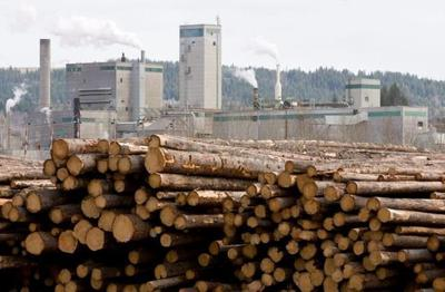 West Fraser says worst of its B.C. mill cuts done after wave of curtailments
