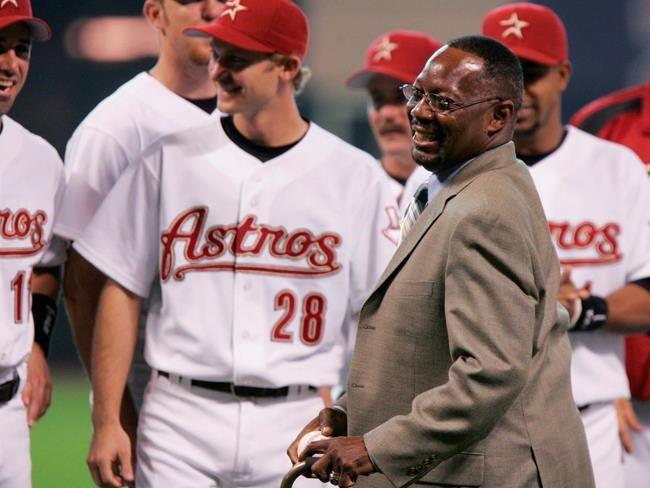 Former Astros star Jimmy 'The Toy Cannon' Wynn dies at 78
