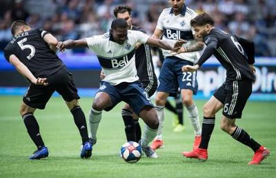 Whitecaps' spiral continues with 3-0 loss to Sporting Kansas City