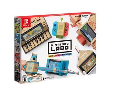 The evolution of the cardboard box: Nintendo's