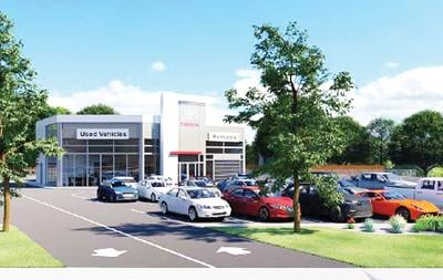 Penticton Toyota's new digs
