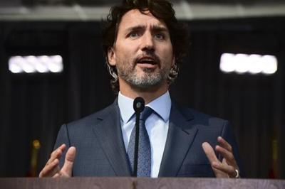 Trudeau starts consultations with opposition leaders on next week's throne speech