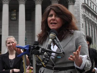Publisher delays US release of Naomi Wolf book, 'Outrages'