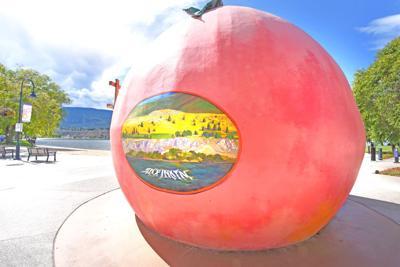 New-look Peach