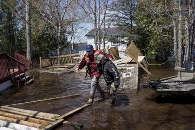 Homeowners falling behind growing threat of climate-related catastrophes: study