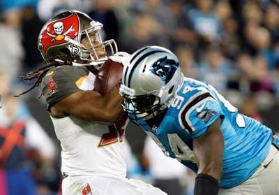Toronto Argonauts sign former Carolina Panthers defensive lineman Kony Ealy