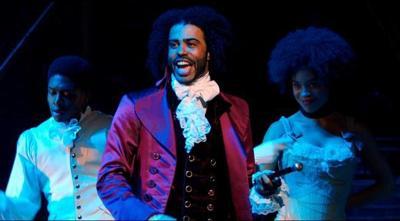 The revolution comes again: Miranda and Kail on 'Hamilton'
