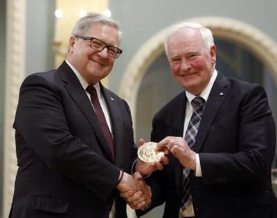 Use frozen funds from dictators to help refugee crisis, says Axworthy