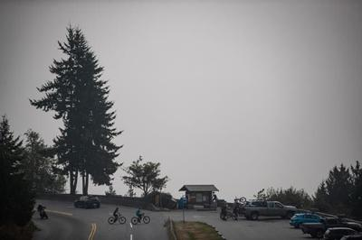 Wildfire smoke expected to clear in B.C. in coming days: Environment Canada