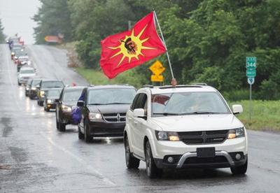 Convoys mark 30th anniversary of Oka crisis as land dispute remains unchanged
