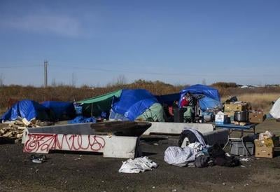 'They are trying to kill us': Alberta city at odds with homeless outreach group