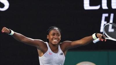 Youth served: Gauff wins, Serena loses at Australian Open