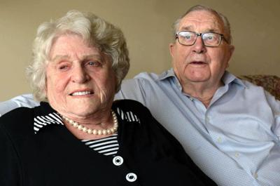 Nick and Trudy Krabbendam