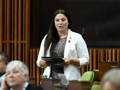 Citing distractions, New Brunswick Green MP Jenica Atwin crosses floor to Liberals