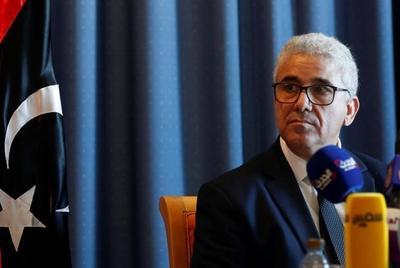Libyan interior minister survives attack on motorcade