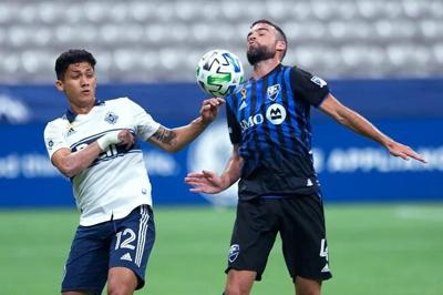 Impact eliminated from Canadian Championship with 3-1 loss to Whitecaps