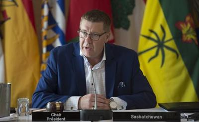 Infrastructure money 'not Ralph Goodale's re-election fund:' Moe