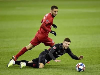Toronto FC officially parts ways with French winger Nicolas Benezet