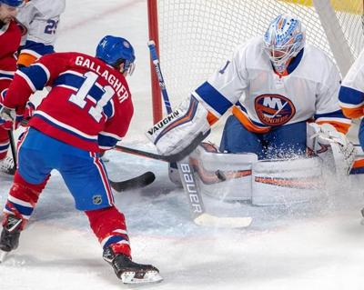Canadiens snap 8-game winless streak with 4-2 victory over the Islanders