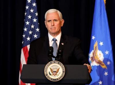 Former Vice-President Mike Pence memoir set for 2023 release