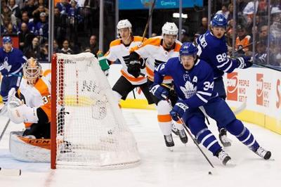Maple Leafs centre Auston Matthews apologizes after charge dismissed
