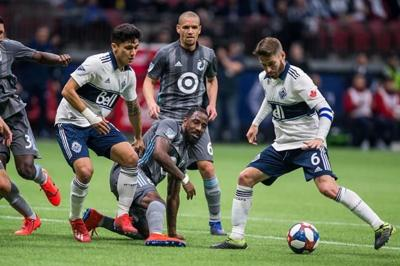 Vancouver Whitecaps part ways with Spanish midfielder Jon Erice after a year