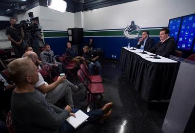 New players add depth, raise expectations for Vancouver Canucks