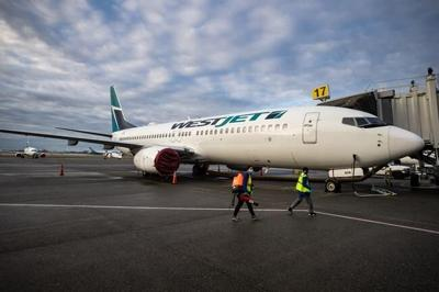 WestJet wraps talks with federal government, not seeking aid
