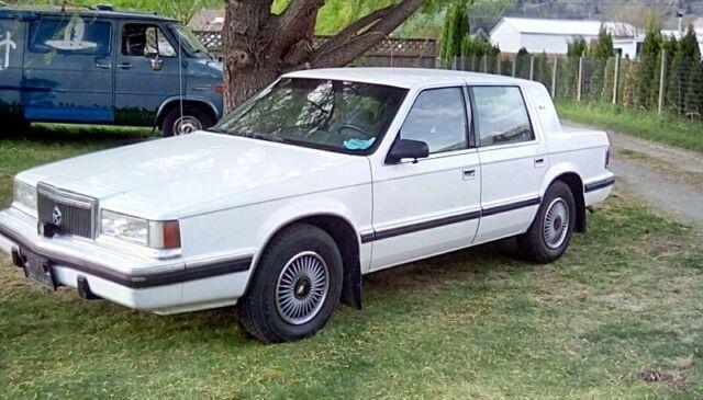 1991 Chrysler Dynasty