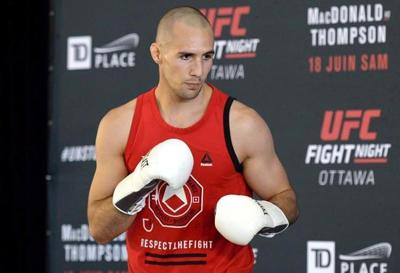 MMA fighter Rory (Red King) MacDonald turns film-maker with digital series