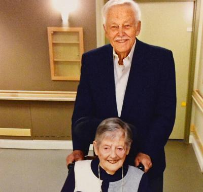 Charles and Irene Armstrong
