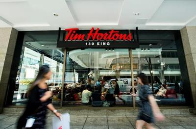 Tims' upscale cafe luring millennials with nitro brews, Instagrammable doughnuts
