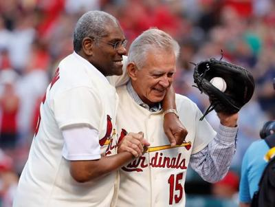 Cardinals great Bob Gibson fighting pancreatic cancer