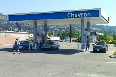 Prices jacked up at the pumps