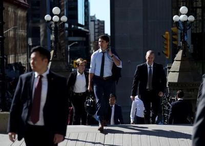 Liberal bleeding after SNC-Lavalin affair seems to have stopped: Leger Poll
