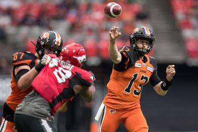 QB Mike Reilly embracing life with B.C. Lions, role as face of the CFL