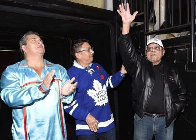 """Fred Sasakamoose, one of NHL's first Indigenous players, """"presumed"""" COVID-19 positive"""