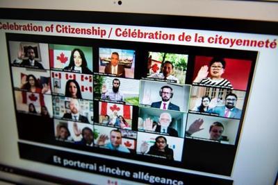 Virtual Canada Day citizenship ceremony celebrates nurses, care workers