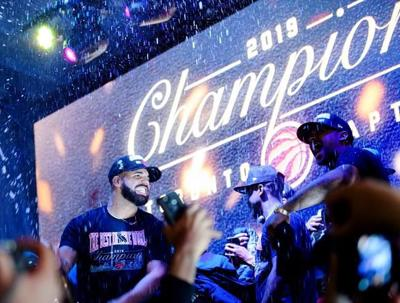 Drake plans two new songs to mark Toronto Raptors' NBA championship