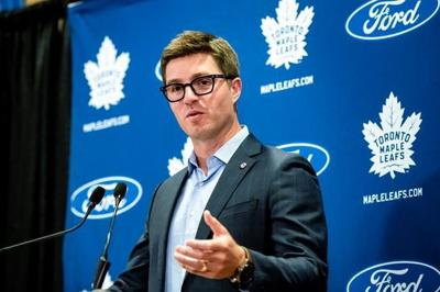 'Radio silence': Leafs' Dubas done discussing Marner contract talks publicly
