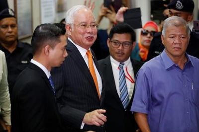 Malaysian ex-PM Najib ordered to enter defence in 1MDB case
