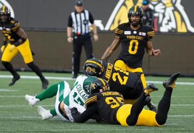 No room for high hits in CFL: B.C. Lions QB