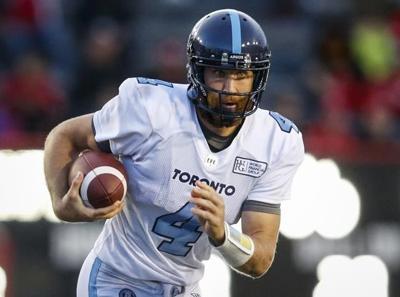 Argos' quarterback Bethel-Thompson looking forward to rematch with Eskimos
