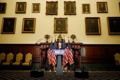 Biden moves closer to formally winning Democratic nomination