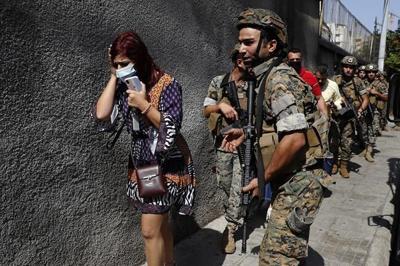 Gunbattles erupt during protest of Beirut blast probe; 6 die