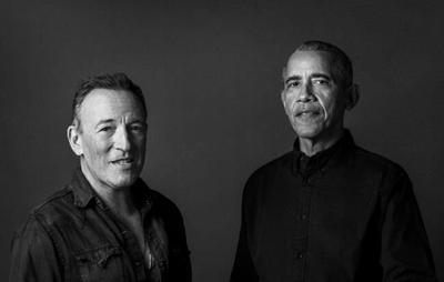 Obama-Springsteen book 'Renegades' coming in October