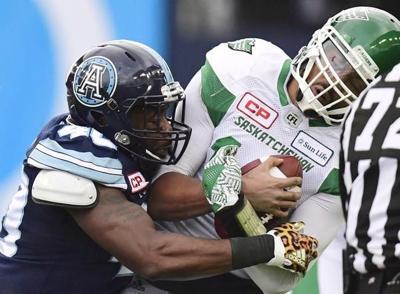 Toronto Argonauts trade DE Lemon to B.C. Lions for DT Coleman, 2020 draft pick