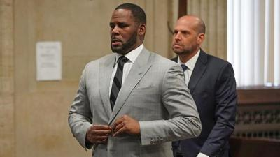 Feds bring new sex crimes charges against singer R. Kelly