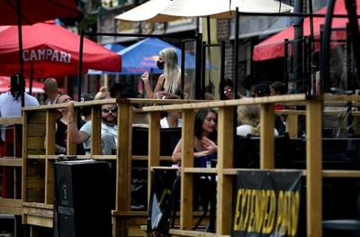 Canadian retailers scramble to keep up with surging demand for patio heaters