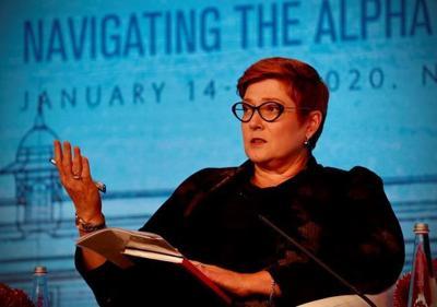 Australia raises with Iran imprisoned Australian academic